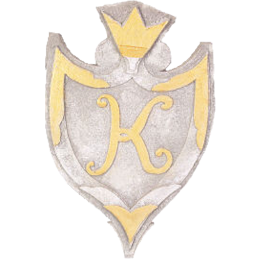 King's Court Productions Shield